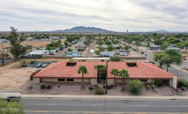 1569 E Florence Boulevard, Casa Grande, AZ 85122 (MLS #6307447) :: The Helping Hands Team