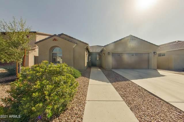3011 E Quenton Street, Mesa, AZ 85213 (MLS #6307448) :: The Laughton Team