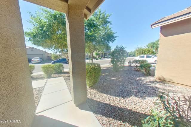 40154 W Walker Way, Maricopa, AZ 85138 (#6307457) :: AZ Power Team