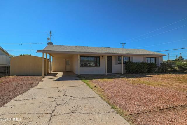 1105 E 12TH Street, Casa Grande, AZ 85122 (MLS #6307468) :: Keller Williams Realty Phoenix