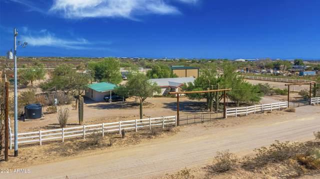 7611 N 393RD Avenue, Tonopah, AZ 85354 (MLS #6307489) :: Yost Realty Group at RE/MAX Casa Grande