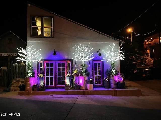 221 Brewery Avenue, Bisbee, AZ 85603 (MLS #6307491) :: The Luna Team