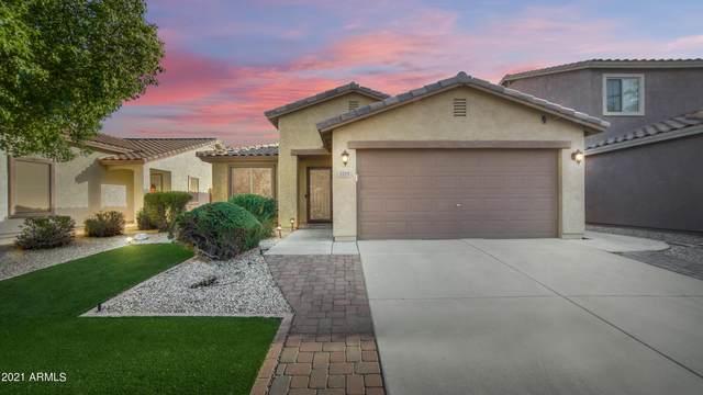2725 W Mira Drive, Queen Creek, AZ 85142 (MLS #6307516) :: TIBBS Realty