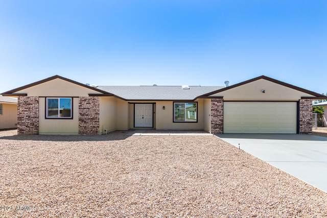 10101 W Burns Drive, Sun City, AZ 85351 (MLS #6307517) :: Long Realty West Valley