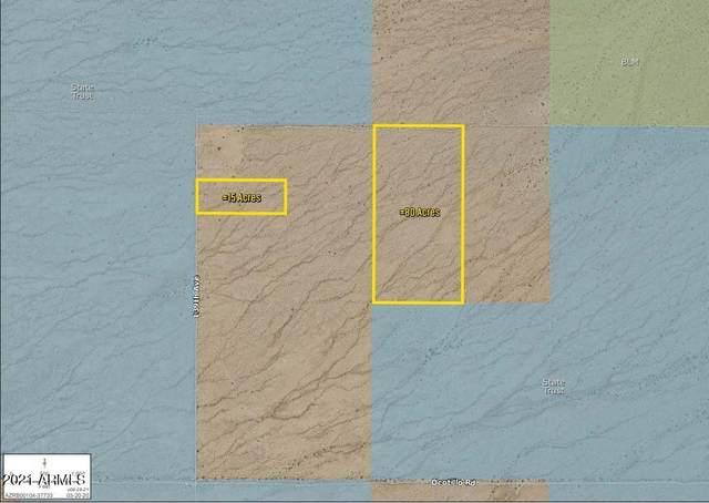 0 S 139th Avenue, Laveen, AZ 85339 (MLS #6307518) :: Hurtado Homes Group