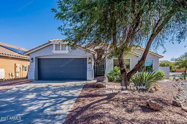 803 E Penny Lane, San Tan Valley, AZ 85140 (MLS #6307522) :: The Laughton Team