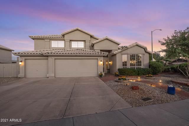 15405 N 7TH Drive, Phoenix, AZ 85023 (MLS #6307549) :: The Laughton Team