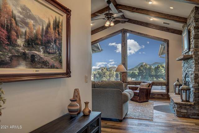 800 N Chaparral Pines Drive, Payson, AZ 85541 (MLS #6307555) :: The Helping Hands Team