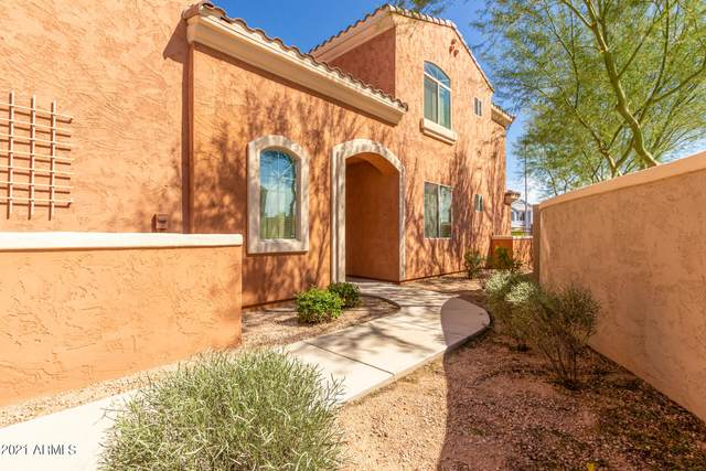 900 S Canal Drive #101, Chandler, AZ 85225 (MLS #6307576) :: Keller Williams Realty Phoenix