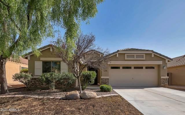 785 E Melanie Street, San Tan Valley, AZ 85140 (MLS #6307580) :: The Laughton Team