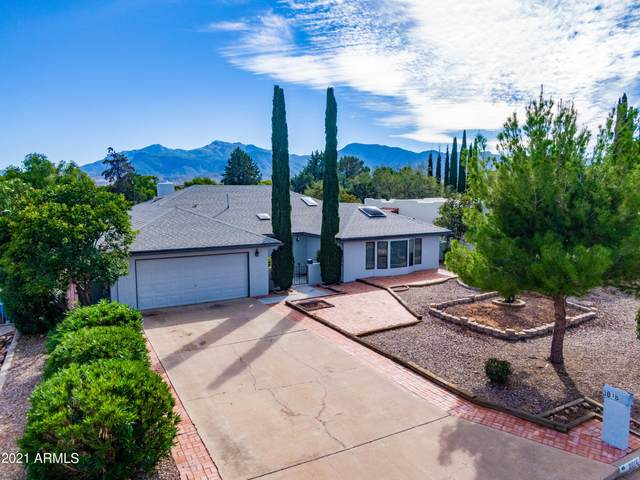 3016 E Pebble Beach Drive, Sierra Vista, AZ 85650 (#6307582) :: AZ Power Team