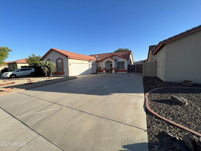 8619 W Aster Drive, Peoria, AZ 85381 (MLS #6307588) :: Long Realty West Valley