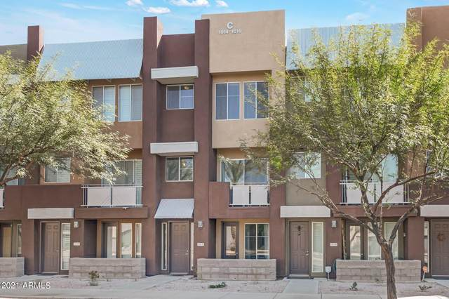 6605 N 93RD Avenue #1017, Glendale, AZ 85305 (MLS #6307597) :: Yost Realty Group at RE/MAX Casa Grande