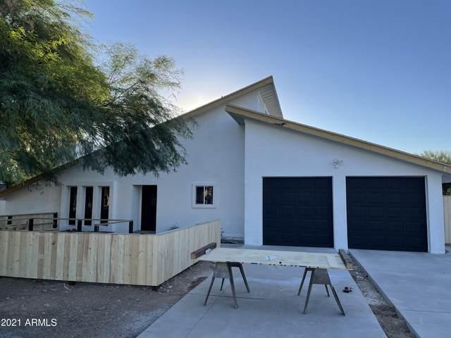 608 E Deepdale Road, Phoenix, AZ 85022 (MLS #6307600) :: Service First Realty