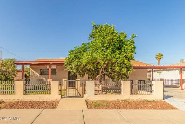 10930 W 2ND Street, Avondale, AZ 85323 (MLS #6307606) :: Fred Delgado Real Estate Group