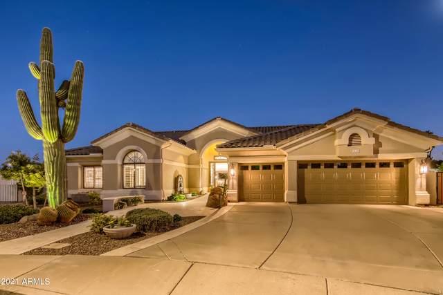 5525 E Beryl Avenue, Paradise Valley, AZ 85253 (MLS #6307611) :: The Luna Team