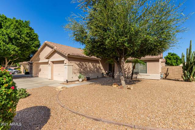 8628 E Olla Avenue, Mesa, AZ 85212 (MLS #6307614) :: The Laughton Team