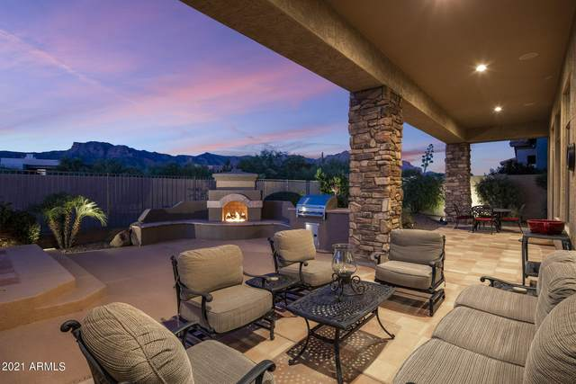 7238 E Calliandra Court, Gold Canyon, AZ 85118 (MLS #6307618) :: The Laughton Team
