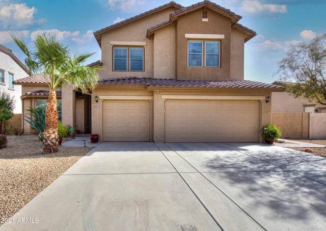 17171 N Oliveto Avenue, Maricopa, AZ 85138 (MLS #6307621) :: Elite Home Advisors