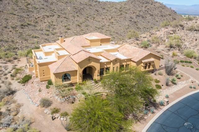 14536 E Gecko Court, Fountain Hills, AZ 85268 (MLS #6307622) :: The Ellens Team