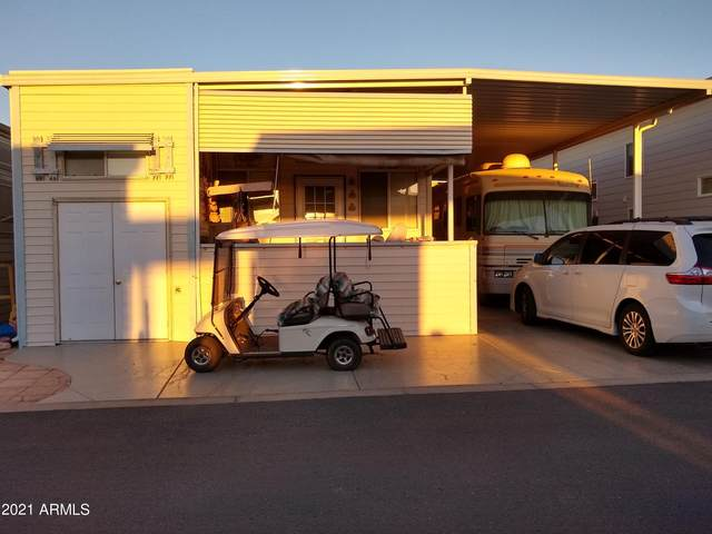 17200 W Bell Road, Surprise, AZ 85374 (MLS #6307623) :: The Daniel Montez Real Estate Group