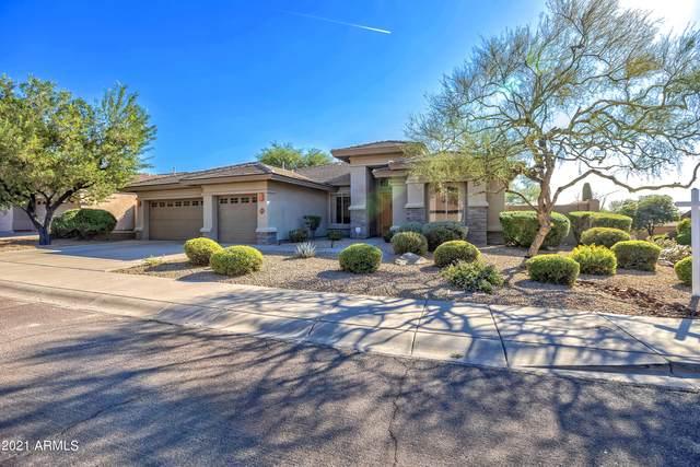 10843 E Bahia Drive, Scottsdale, AZ 85255 (MLS #6307625) :: Howe Realty