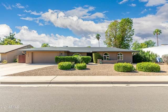 15644 N 55TH Street, Scottsdale, AZ 85254 (MLS #6307632) :: Dijkstra & Co.