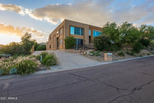 13022 N Mountainside Drive #2, Fountain Hills, AZ 85268 (MLS #6307635) :: CANAM Realty Group