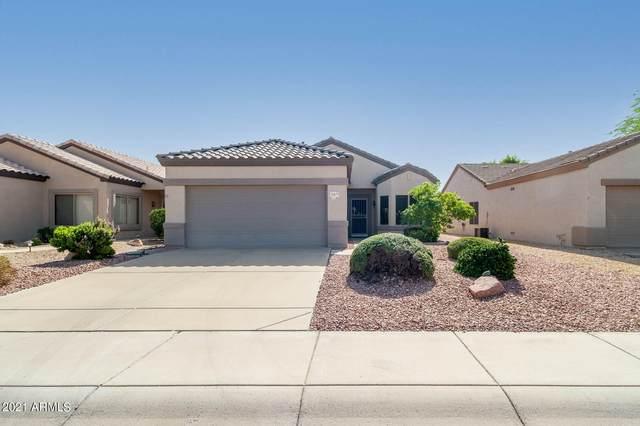 20673 N Shadow Mountain Drive, Surprise, AZ 85374 (MLS #6307640) :: West USA Realty