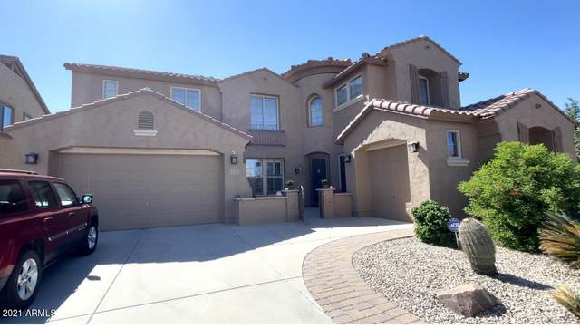 10909 E Renfield Avenue, Mesa, AZ 85212 (MLS #6307643) :: The Laughton Team