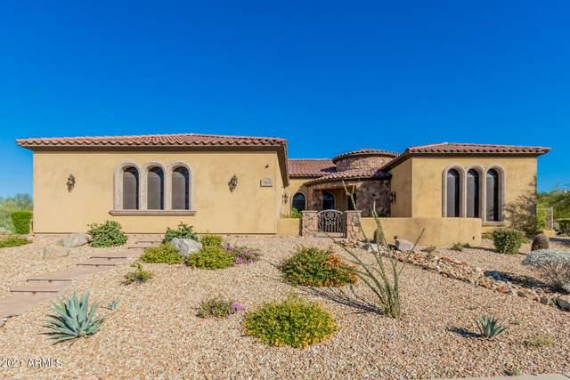 7414 E Forest Trail Circle, Mesa, AZ 85207 (MLS #6307649) :: The Copa Team | The Maricopa Real Estate Company
