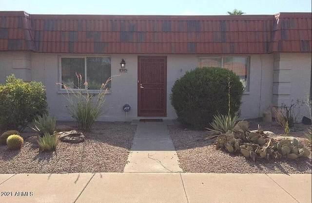 8303 E Indian School Road, Scottsdale, AZ 85251 (MLS #6307661) :: Elite Home Advisors