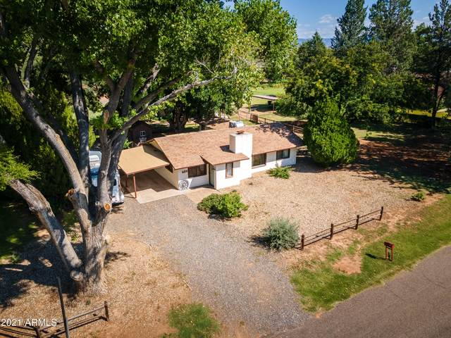 420 W Pheasant Run Circle, Camp Verde, AZ 86322 (MLS #6307665) :: The Luna Team