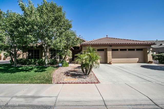 8603 S 45TH Glen, Laveen, AZ 85339 (MLS #6307670) :: Hurtado Homes Group