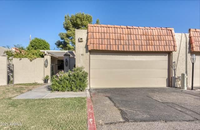 5100 N Miller Road #41, Scottsdale, AZ 85250 (MLS #6307671) :: The Luna Team