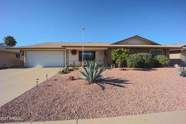 12918 W Limewood Drive, Sun City West, AZ 85375 (MLS #6307672) :: The Bole Group | eXp Realty