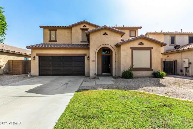471 E Harold Drive, San Tan Valley, AZ 85140 (#6307679) :: AZ Power Team