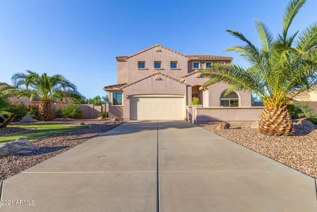 11052 E Quarry Avenue, Mesa, AZ 85212 (MLS #6307686) :: D & R Realty LLC