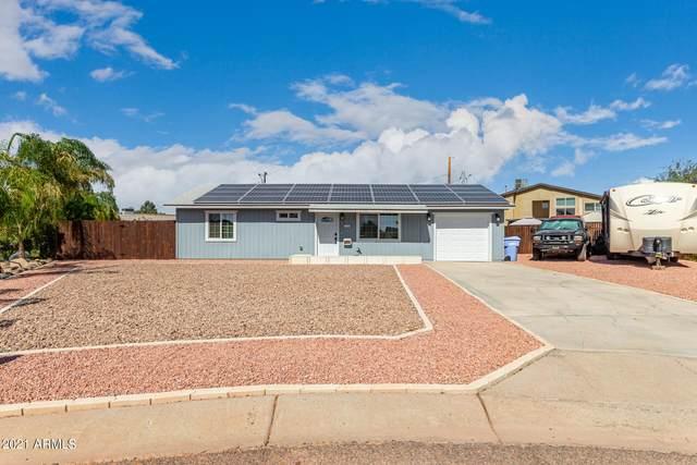 19636 N 16TH Drive, Phoenix, AZ 85027 (MLS #6307689) :: Klaus Team Real Estate Solutions