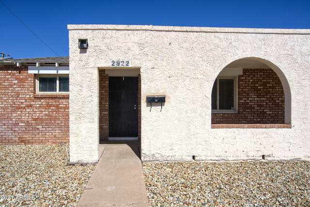 2922 W Puget Avenue, Phoenix, AZ 85051 (MLS #6307695) :: Elite Home Advisors