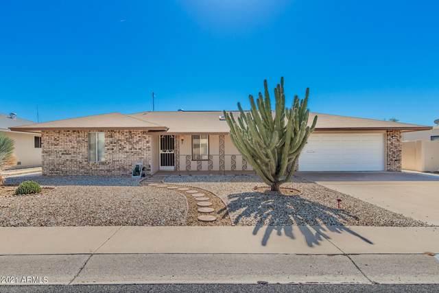 9507 W Timberline Drive, Sun City, AZ 85351 (#6307702) :: AZ Power Team