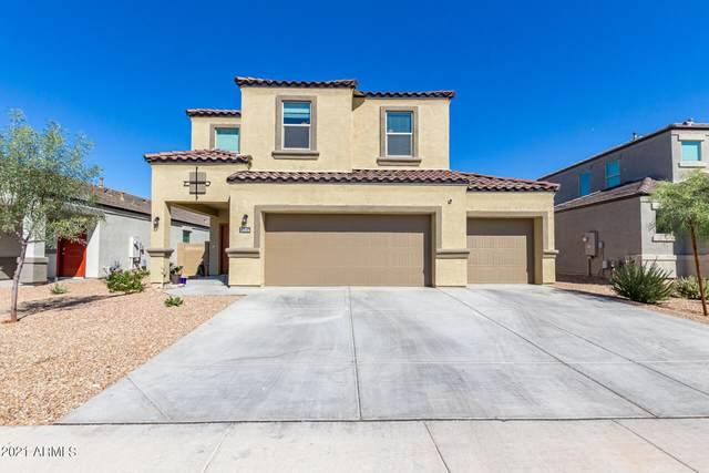 31056 W Cheery Lynn Road, Buckeye, AZ 85396 (MLS #6307704) :: Yost Realty Group at RE/MAX Casa Grande