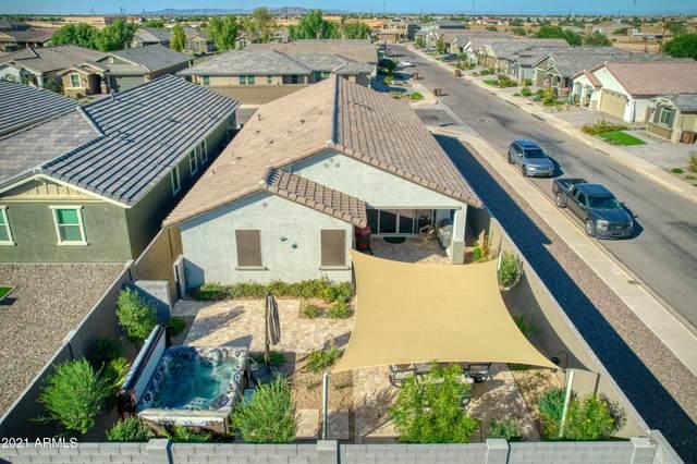 41177 W Carlisle Lane, Maricopa, AZ 85138 (#6307729) :: AZ Power Team