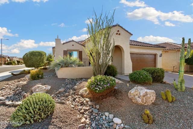 26883 W Escuda Drive, Buckeye, AZ 85396 (MLS #6307749) :: The Helping Hands Team