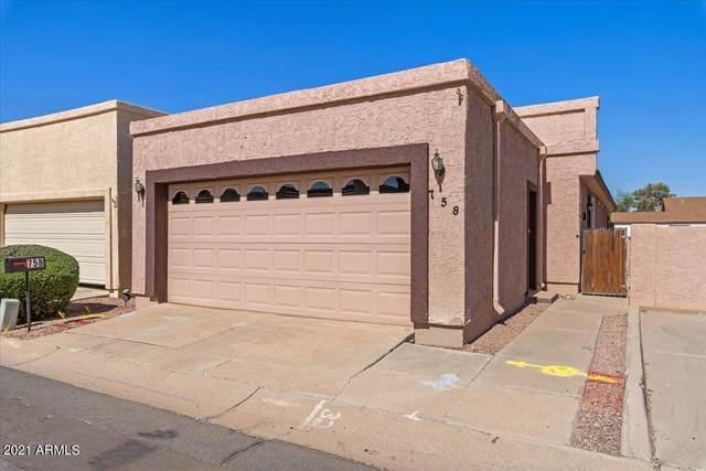 758 E Pepper Drive, Casa Grande, AZ 85122 (MLS #6307761) :: The Laughton Team