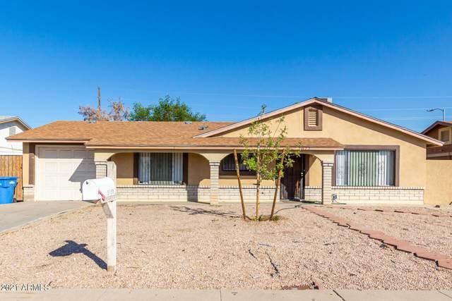 2027 N 51ST Drive, Phoenix, AZ 85035 (MLS #6307765) :: The Helping Hands Team