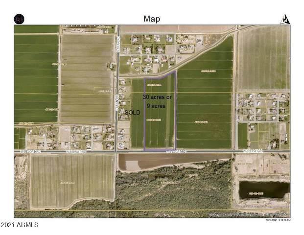 0 E Beloat Road, Buckeye, AZ 85326 (MLS #6307786) :: ASAP Realty