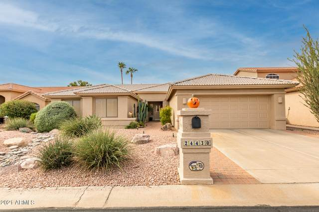 24430 S Parkside Drive, Sun Lakes, AZ 85248 (MLS #6307787) :: The Helping Hands Team