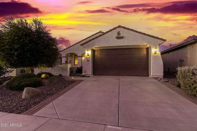 27222 W Ross Avenue, Buckeye, AZ 85396 (MLS #6307795) :: The Helping Hands Team