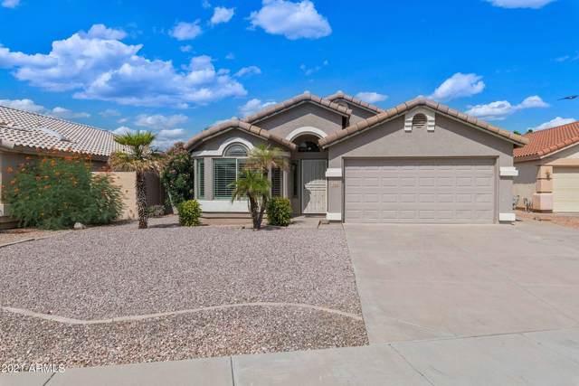488 E Cantebria Drive, Gilbert, AZ 85296 (MLS #6307808) :: Conway Real Estate